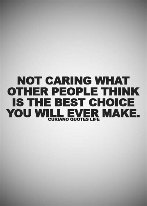 Best Quotes About Not Caring Anymore