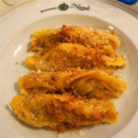 tortelli di zucca mantovana mangiare ridere is a combination of magic and pasta