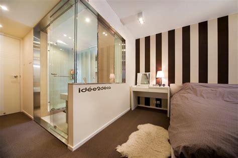 Petite Salle De Bain Dans Chambre