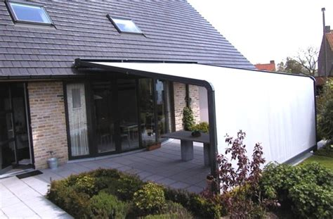 patiola outdoor room retractable waterproof awning system