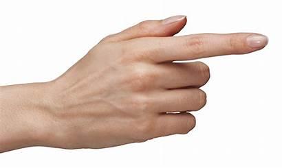 Finger Clipart Transparent Hand Clip Webstockreview Tuching