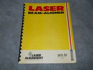 Laser Beam Aligner Parts List
