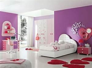 Teppich Für Mädchenzimmer : 125 einrichtungsideen f r ein sch nes m dchenzimmer ~ Sanjose-hotels-ca.com Haus und Dekorationen