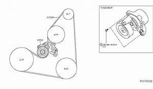 2017 Nissan Rogue New Version  Us Make Fan Compressor