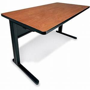Bretford kr1872 rnmp kr rectangular training table kr1872 rnmp for Bretford furniture