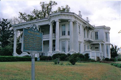 Merrehope   Meridian Mississippi   Real Haunted Place