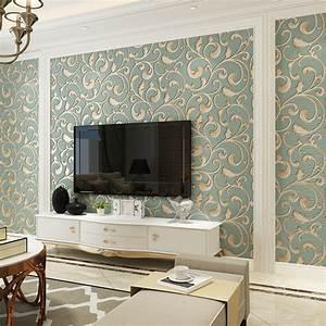 aliexpresscom beibehang deer haut tapete fur wohnzimmer With markise balkon mit living wall tapete