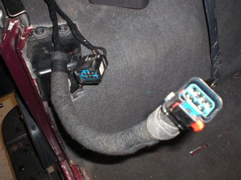 Wrangler Subwoofer Wire Harnes by Exploringnh Forums A 03 06 Hardtop Into