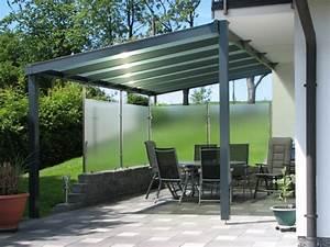 Aluminium Terrassenüberdachung Glas : ps co aluminium terrassendach ~ Whattoseeinmadrid.com Haus und Dekorationen