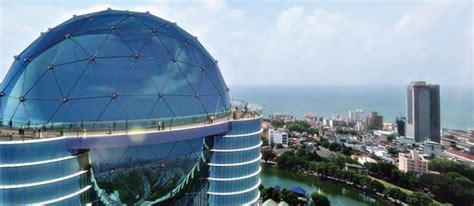 Altitude Colombo Building in Sri Lanka