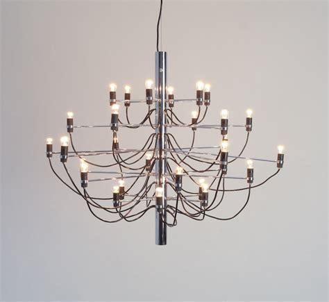 gino sarfatti chandelier chandelier 2097 30 by gino sarfatti for arteluce for sale