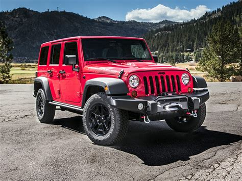 New 2015 Jeep Wrangler Unlimited  Price, Photos, Reviews