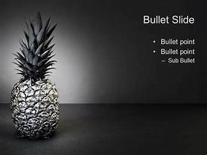 Retirement Template Free Black Pineapple Template