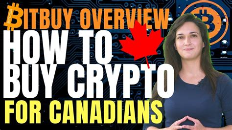 Where can i buy bitcoin in canada? Buy Bitcoin in Canada: How to Buy Cryptocurrency with BitBuy Exchange in 2020 (For Canadians ...