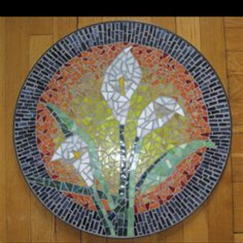 mosaic table top kit 1000 images about round mosaics on pinterest mosaic
