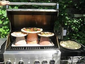 technique cuisson pizza bbq de nell passion recettes With cuisson pizza maison four electrique