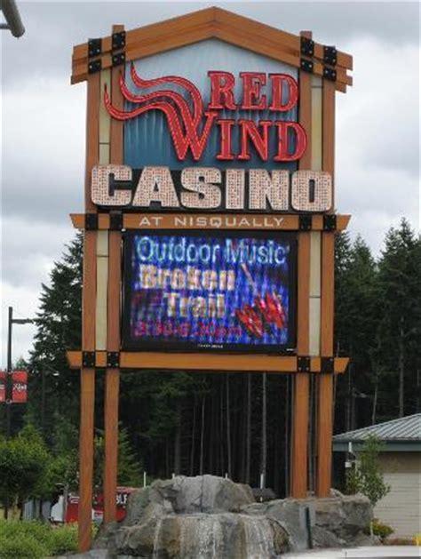 We Have New Slots Every Month  Picture Of Nisqually Red