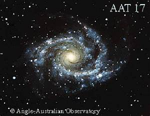 APOD: October 30, 1996 - Grand Design Spiral Galaxy NGC 2997