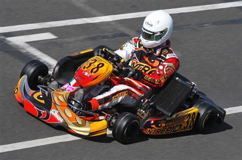 kart go karting le mans lets race champion park hour hubris lap victory him inside autoguide ever
