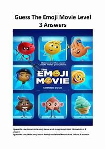 Emoji Film Deutsch Stream : guess the emoji movie level 3 answers watch movies online free stream ~ Orissabook.com Haus und Dekorationen