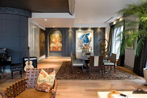 Tribeca Loft Mansion Has Million Dollar Style by Two Spectacular Lofts In Tribeca