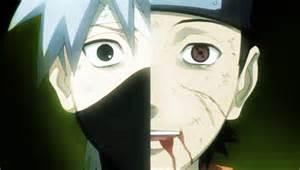 Naruto Kakashi vs Obito