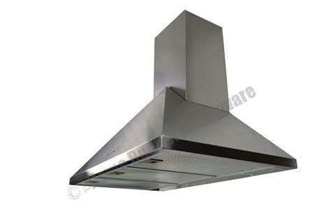 "Stainless Steel 30"" Range Hoods Wall Mount Kitchen"