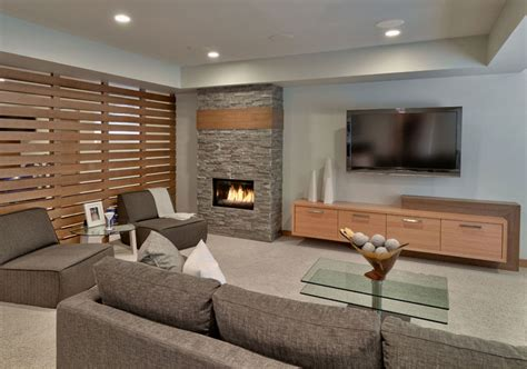 Modern Kitchen Remodel Ideas - 50 modern basement ideas to prompt your own remodel home remodeling contractors sebring