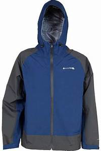 Compass360 Storm Guide360 Storm Surge Jacket - Gray  Blue