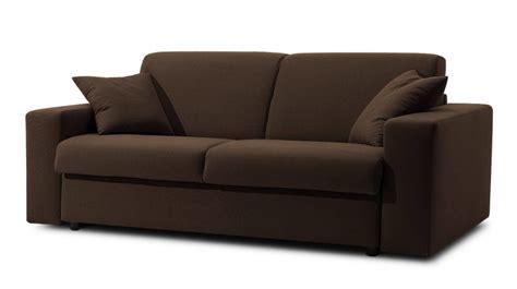 canapé lit 120 cm canapé lit 2 places en tissu couchage 120 cm pas cher