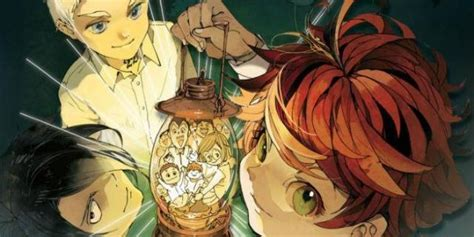 The Promised Neverland Confirms New Anime Series