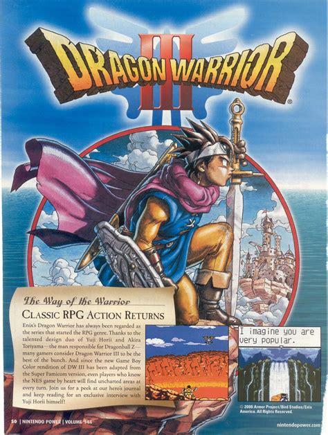 Dragon's Den > Dragon Warrior Iii Gbc > Scans