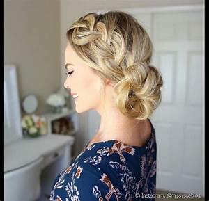 80 fotos de penteados com trança para madrinha de casamento: inspire se!