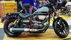 Yamaha Motorcycle Bolt