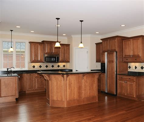 kitchens with cabinets and wood floors best kitchen cabinet and hardwood floor combinations 9856