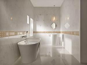 Fliesen Weiß Hochglanz : badezimmer fliesen ideen 95 inspirierende beispiele ~ Sanjose-hotels-ca.com Haus und Dekorationen