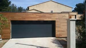 portes de garage quels portails pour garage choisir With porte de garage et porte classique intérieur