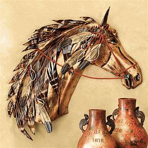 wind runner horse wall hanging With horse wall art