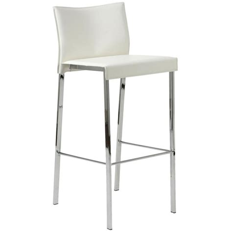 contemporary kitchen cabinets leather barstool bar stools 2468