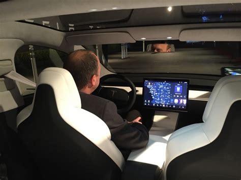 what does interior все что нужно знать о tesla model 3 e move