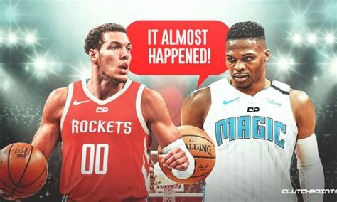 NBA rumors: Rockets, Magic discussed Russell Westbrook ...