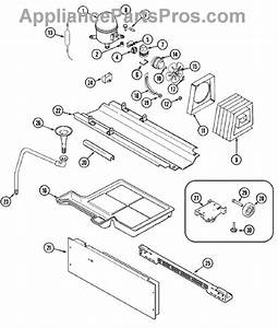 Parts For Maytag Msd2142arw  Compressor Parts