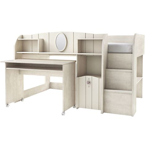 bureau surélevé lit surélevé bureau arielle