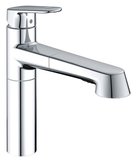 grohe kitchen sink taps grohe europlus chrome sink mixer tap 33933002 4103