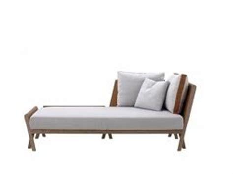meridienne sofa by antonio citterio chaise longue