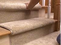 how to install carpet on stairs How to Install a Carpet Runner on Stairs | HGTV