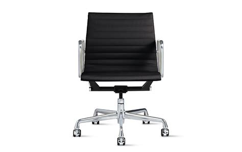 eames aluminum management chair herman miller