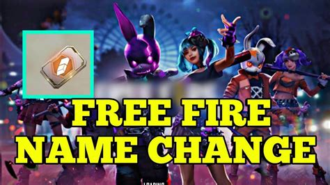 Don't worry we get your back, you can add these names to your account by following the given below steps. HOW TO CHANGE NAME IN FREE FIRE FOR FREE 😍 HOW TO WRITE ...