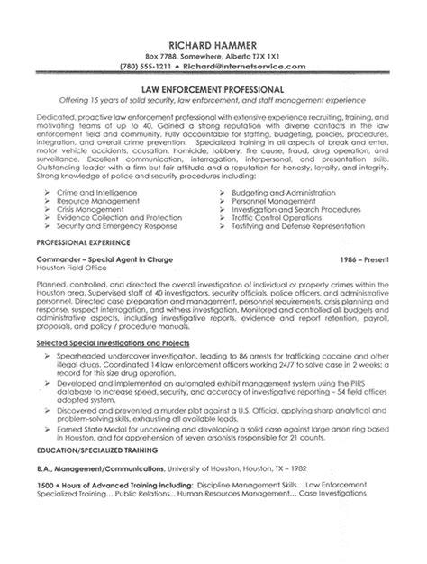 police commander police officer resume cover letter for resume resume cover letter exles
