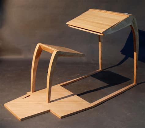 le design bureau pupitre le bureau métaphorique par julie legros